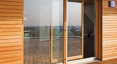 раздвижное остекление доме параллельно раздвижные окна