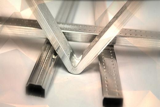 Алюминиевая гибкая дистанционная рамка