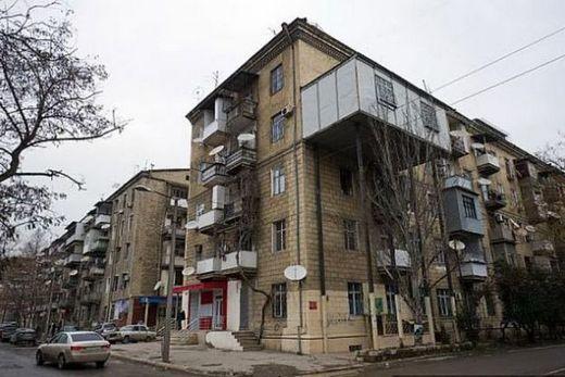 """Размеры такого балкона позволяют разместить на нем и """"М"""", и """"Ж"""""""