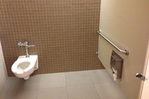 Туалет на лоджии