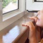 Взгляд через энергосберегающий стеклопакет