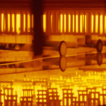 Флоат-процедура изготовления стекла