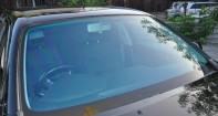 Затонированный автомобиль