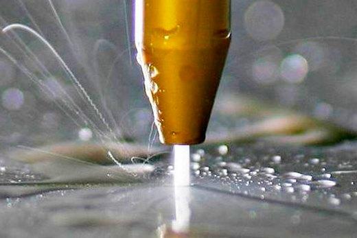 Закаленное стекло: его гидроабразивная резка