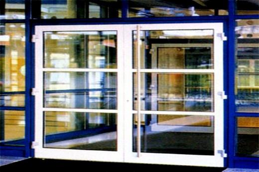 В 2002 г. был разработан отдельный ГОСТ на пластиковый дверной блок