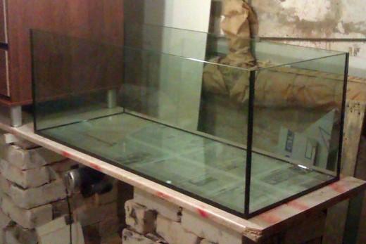 Стекло М4 подойдёт для изготовления аквариумов