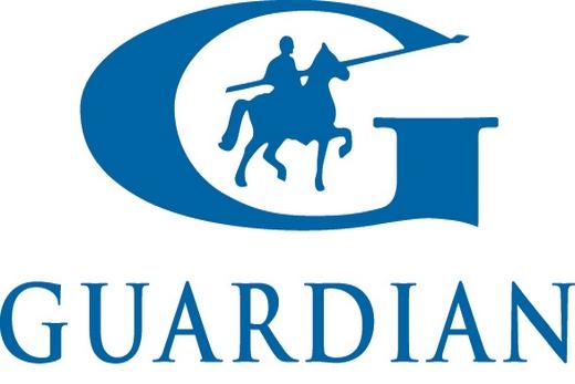 Логотип фирмы Guardian Industries